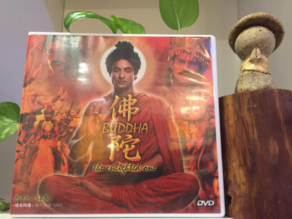 佛陀DVD 印度原音